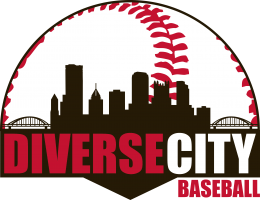 DiverseCITY Baseball (Text Inside Ball)