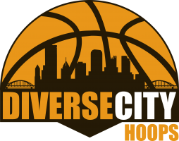 DiverseCITY Hoops (Text Inside Ball)